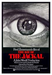 DAY OF THE JACKAL MOVIE POSTER