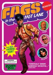 fags in the fast lane movie poster
