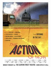 the action of now poster